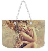 Lonesome Thoughts Weekender Tote Bag
