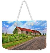 Long Barns Near Avincey - P4a16016 Weekender Tote Bag