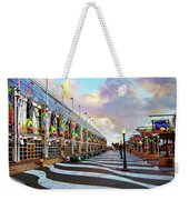 Long Beach Convention Center Weekender Tote Bag