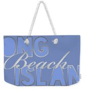 Long Beach Island Weekender Tote Bag
