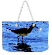 Long-billed Diwitcher Weekender Tote Bag