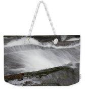Long Creek Falls Swoosh Weekender Tote Bag