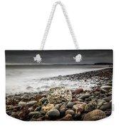 Long Exposure At Lawrencetown Beach, Nova Scotia Weekender Tote Bag