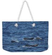 Long-finned Pilot Whales Weekender Tote Bag