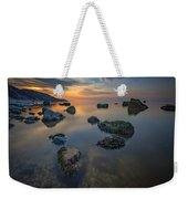 Long Island Sound Tranquility Weekender Tote Bag