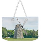 Long Island Wind Mill Weekender Tote Bag
