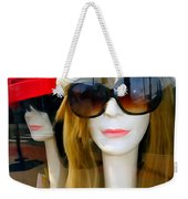 Long Necked Lovelies Weekender Tote Bag
