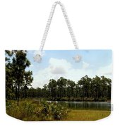 Long Pine Key Weekender Tote Bag