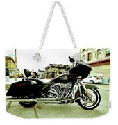 Long Pipes Weekender Tote Bag