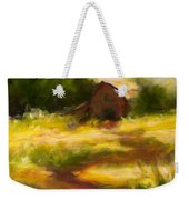Long Road Home Weekender Tote Bag
