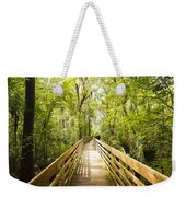 Long Walks Weekender Tote Bag