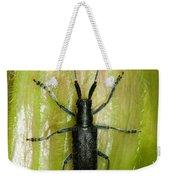 Longhorn Beetle Weekender Tote Bag
