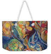 Longing For Chagall Weekender Tote Bag