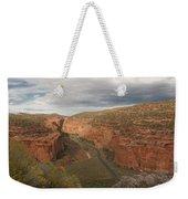 Longs Canyon 0145 Weekender Tote Bag