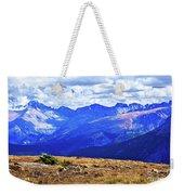 Longs Peak Rocky Mountain National Park Weekender Tote Bag