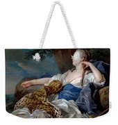 Loo, Louis-michel Van Tolon, 1707 - Paris, 1771 Diana In A Landscape 1739 Weekender Tote Bag