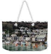Looe Harbour - Cornwall Weekender Tote Bag