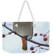 Look At All The Red Berries Weekender Tote Bag