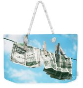 Look How Much A Dollar Buys Weekender Tote Bag