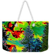 Look Into The Future 2 Weekender Tote Bag