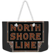 Look To The North Weekender Tote Bag