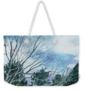 Look To The Sky Weekender Tote Bag