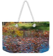 Look To Your Soul Weekender Tote Bag