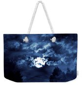 Look With A Pure Heart Weekender Tote Bag