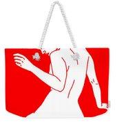 Lookin Back Weekender Tote Bag