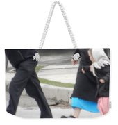 Looking At Mom Weekender Tote Bag