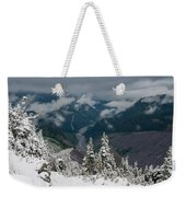 Looking Down The Canyon Weekender Tote Bag