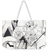 Looking For The Universe In A Grain Of Sand Weekender Tote Bag