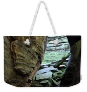 Looking Glass Weekender Tote Bag