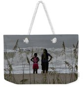 Looking Weekender Tote Bag