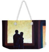Looking In Looking Out Weekender Tote Bag