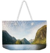 Looking Like A Place In Middle Earth Fantasy Weekender Tote Bag