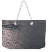 Looking Out Over A Flooded Potomac Weekender Tote Bag