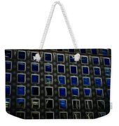 Looking Out Upon A Great City Weekender Tote Bag