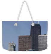 Looking Over Weekender Tote Bag