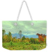 Looking To The Mountains Weekender Tote Bag