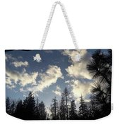 Looking To The Sky Weekender Tote Bag