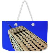 Looking Up At The Foshay Tower Weekender Tote Bag