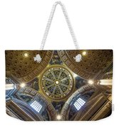 Looking Up In St Peter's Basilica Weekender Tote Bag