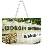 Lookout Mountain Weekender Tote Bag