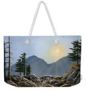 Lookout Rock Weekender Tote Bag
