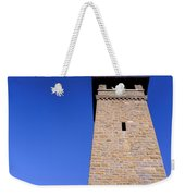 Lookout Tower On A Civil War Battlefield In Antietam Creek Maryl Weekender Tote Bag