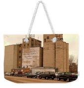 Looks Like Grain Weekender Tote Bag