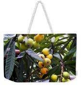 Loquat Exotic Tropical Fruit  2 Weekender Tote Bag