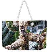 Loquat Man Photo Weekender Tote Bag