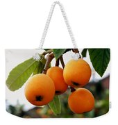 Loquats In The Tree 2 Weekender Tote Bag